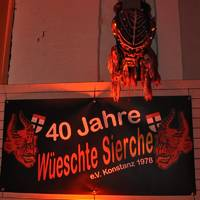 Highlight for Album: 40 Jahre Wüeschte Sierche 11.11.2017